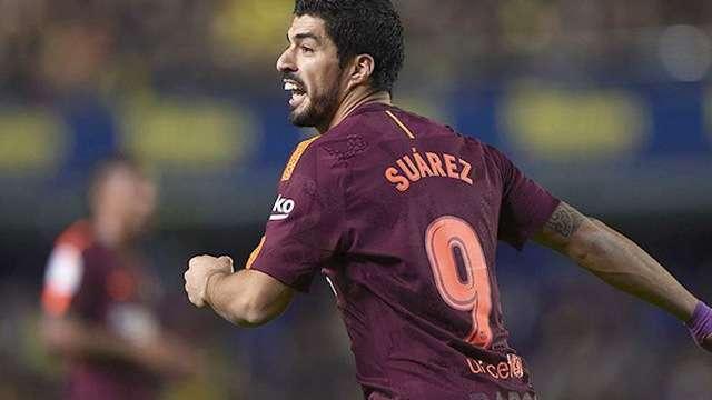 Suarez đã trở lại?