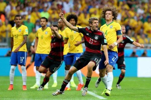 Brazil và Đức, một đội nhất và một đội nhì bảng, sẽ khiến họ chạm trán ngay ở vòng 1/8.