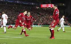 Coutinho lập hat-trick, Liverpool hùng dũng vào vòng 1/8 Cup C1