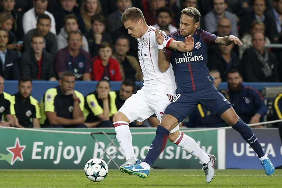 Thắng đậm PSG , Bayern vẫn chịu kiếp nhì bảng
