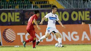 U19 Việt Nam nhận thất bại 1-3 trước U21 Yokohama tại giải U21 quốc tế 2017