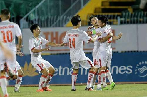 U21 Việt Nam hạ gục U21 Myanmar, nuôi hi vọng chung kết