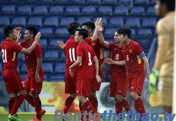 U23 Việt Nam vs Ulsan Hyundai hôm nay ngày 21/12/2017