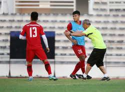 HLV Park Hang Seo đang thay đổi công thức phòng ngự của U23 Việt Nam
