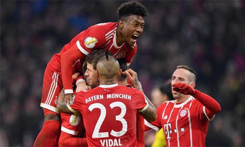 Rummenigge hạnh phúc khi Bayern vẫn thống trị Bundesliga