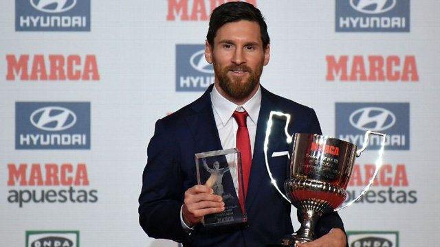 Messi giành cú đúp danh hiệu Vua phá lưới và Cầu thủ xuất sắc nhất La Liga