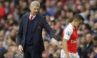 Wenger không quan tâm Sanchez ra đi hay ở lại