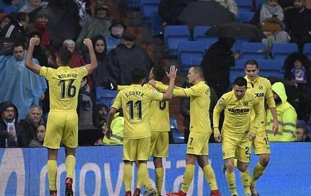 Ronaldo sút 11 lần , Real vẫn thua đau trước Villarreal ngay tại sân nhà