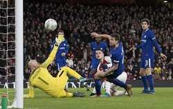 Chiến thắng Chelsea sát nút, Arsenal hiên ngang có mặt trong trận Chung kết