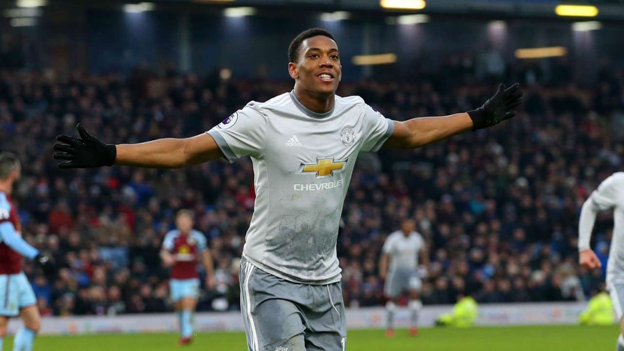 Man United vừa thắng Burnley ở Premier League
