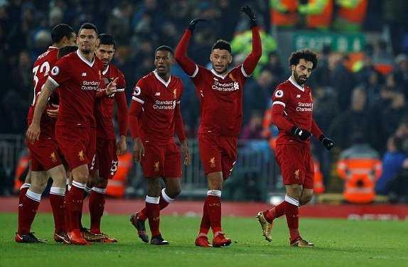 Rượt đuổi kịch tính, Liverpool đánh bại Man City đầy thuyết phục