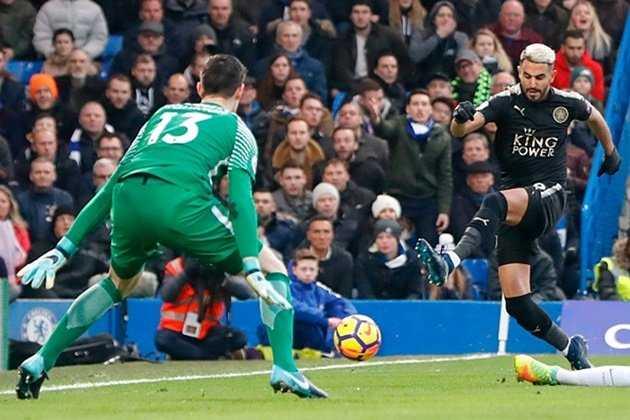 Chơi hơn người, Chelsea vẫn bị Leicester cầm chân