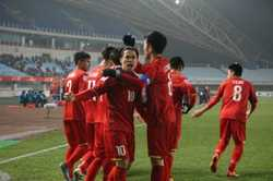 U23 Việt Nam quả cảm, chính thức ghi danh vào Bán kết