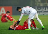 U23 Việt Nam có 7 cầu thủ gặp vấn đề về sức khỏe trước trận gặp U23 Iraq