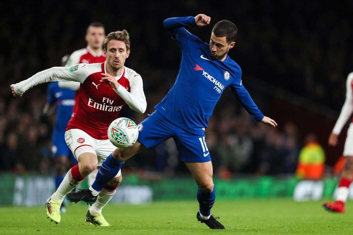 Chelsea cần gượng dậy ở FA Cup