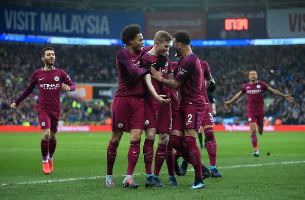 Thắng nhẹ Cardiff, Man City đặt vé vào vòng 5 FA Cup