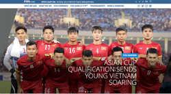 FIFA: 'Việt Nam đang sở hữu những cầu thủ đầy tiềm năng và sẽ còn tiến xa'