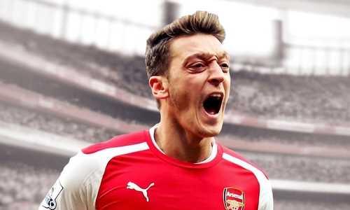 Ozil thừa nhận niềm tự hào khi chơi bóng tại Arsenal