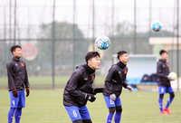 U23 Việt Nam nghỉ cả ngày, ra sân tập lúc gần nửa tối