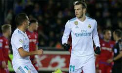 Bale và Isco tỏa sáng, Real đại thắng trận đầu năm