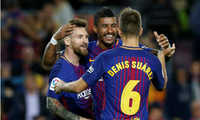 Barca khó phá kỷ lục ghi bàn của Real dưới thời HLV Mourinho