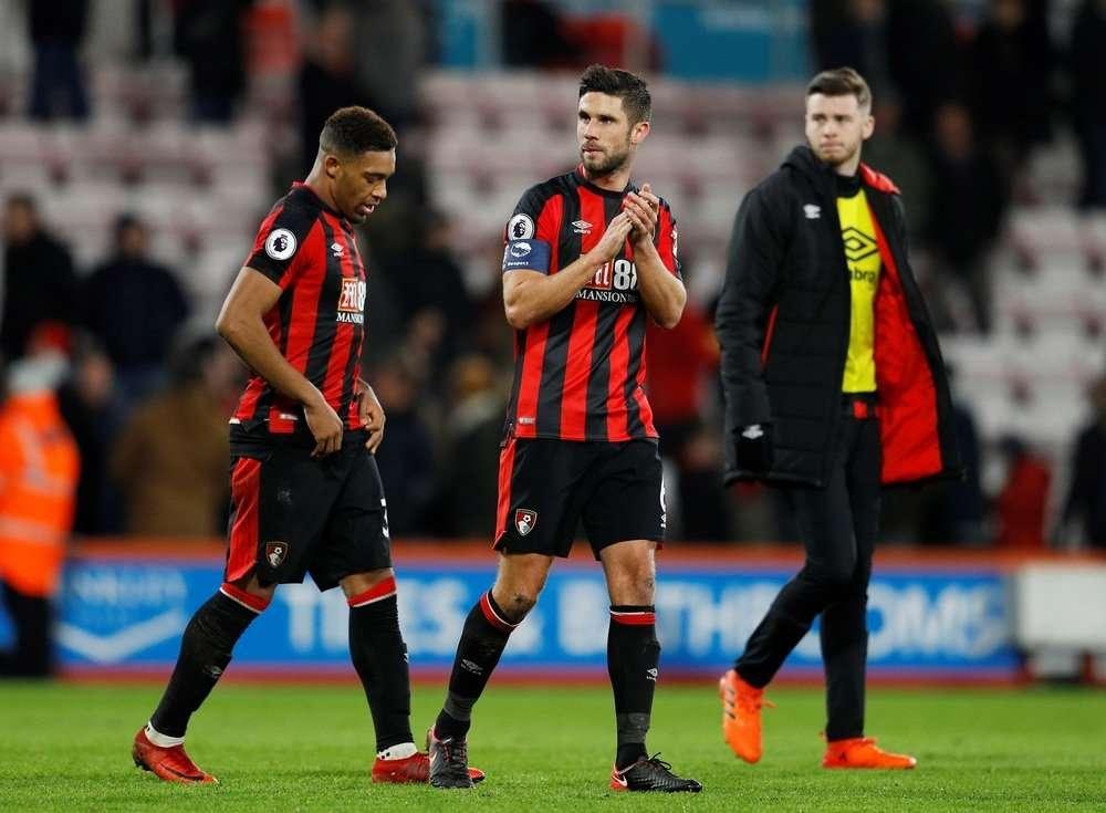 Bournemouth chơi tốt trên sân nhà