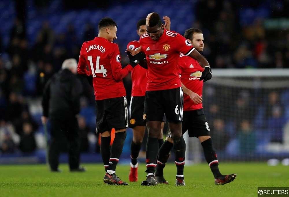 Man United đang có phong độ tốt