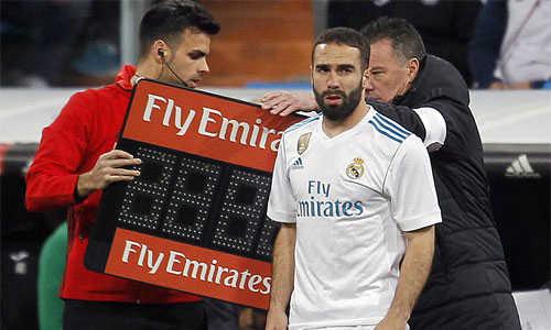 Carvajal kêu gọi Real tập trung cho đấu trường Champions League