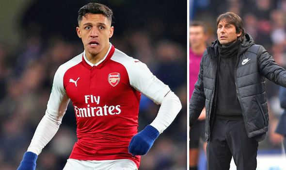 Chelsea bất ngờ cướp Alexis Sanchez trước mũi MU