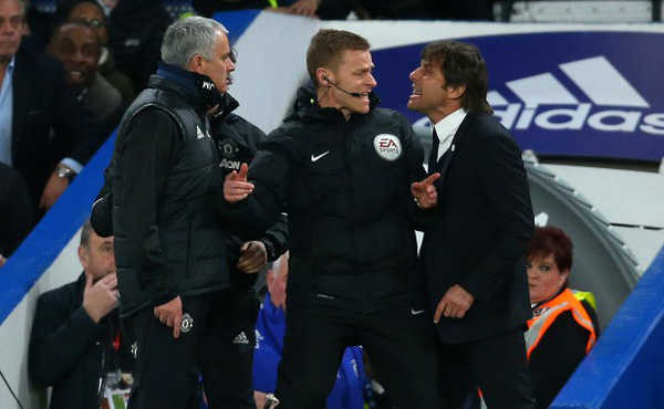 """Conte: """"Mourinho là kẻ tiểu nhân giả tạo"""""""