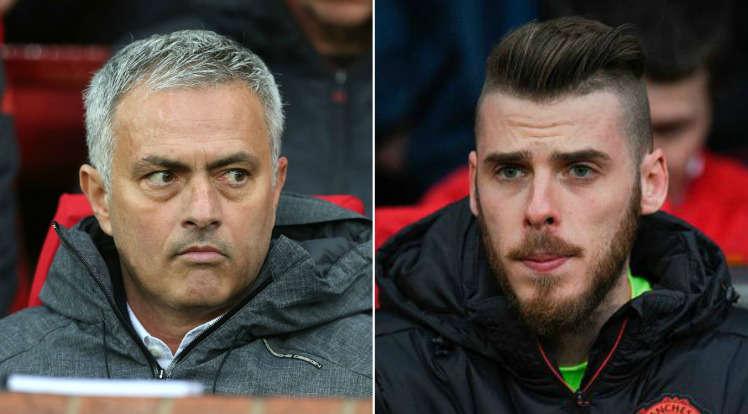 De Gea đã nói với Mourinho muốn rời MU