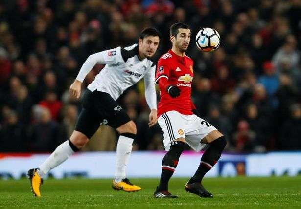Man United vừa loại Derby ở FA Cup