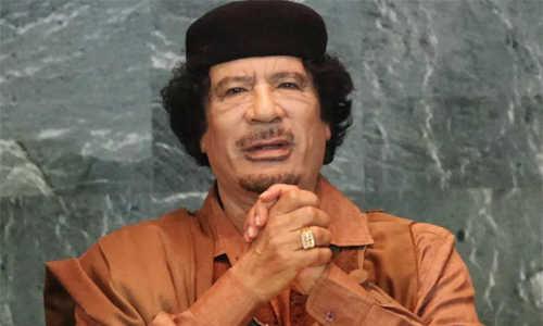 Cố độc tài Gaddafi suýt trở thành chủ của MU
