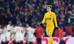 Griezmann ghi tuyệt phẩm, Atletico vẫn bị loại ở Cup Nhà vua