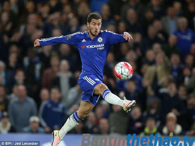 Hazard sẽ đến Real vào mùa giải năm sau?