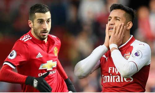 Wenger hào hứng trước viễn cảnh Man United lấy Mkhitaryan để đổi lấy Sanchez