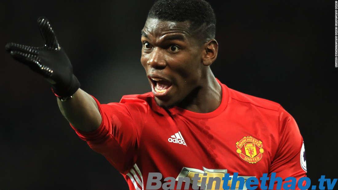 Henry khen ngợi Pogba và cho rằng anh xứng đáng làm thủ quân của Man United