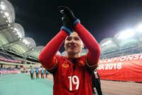 """Quang Hải: """"Đây là kỳ tích đáng nhớ của nền bóng đá Việt Nam"""""""