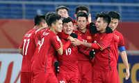 HLV Park Hang Seo ca ngợi các học trò đã chiến đấu đến những giây cuối cùng trong trận đấu với U23 Syria