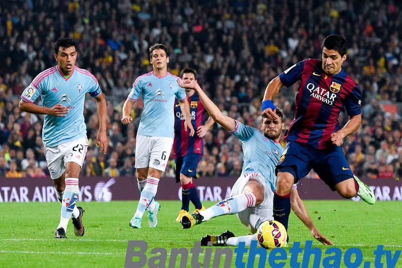 Barca vs Celta de Vigo hôm nay 5/1/2018 Cúp Nhà Vua