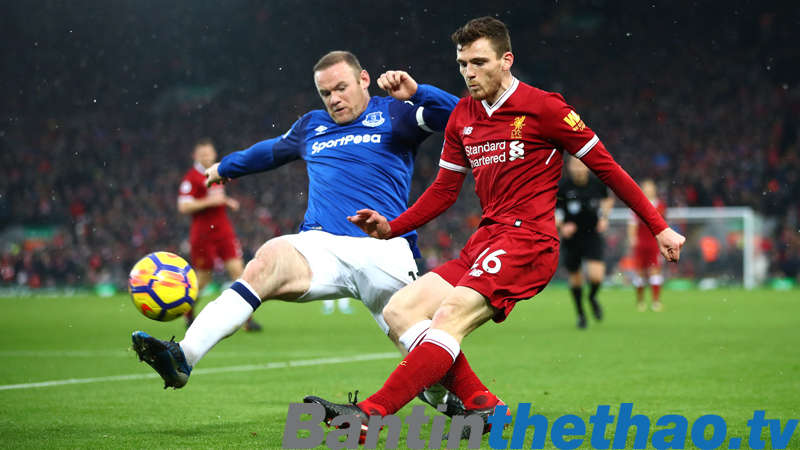 Liverpool vs Everton hôm nay 6/1/2018 FA Cup