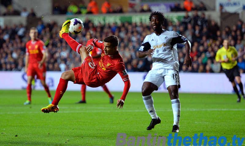 Liverpool vs Swansea hôm nay 23/1/2018 Ngoại Hạng Anh