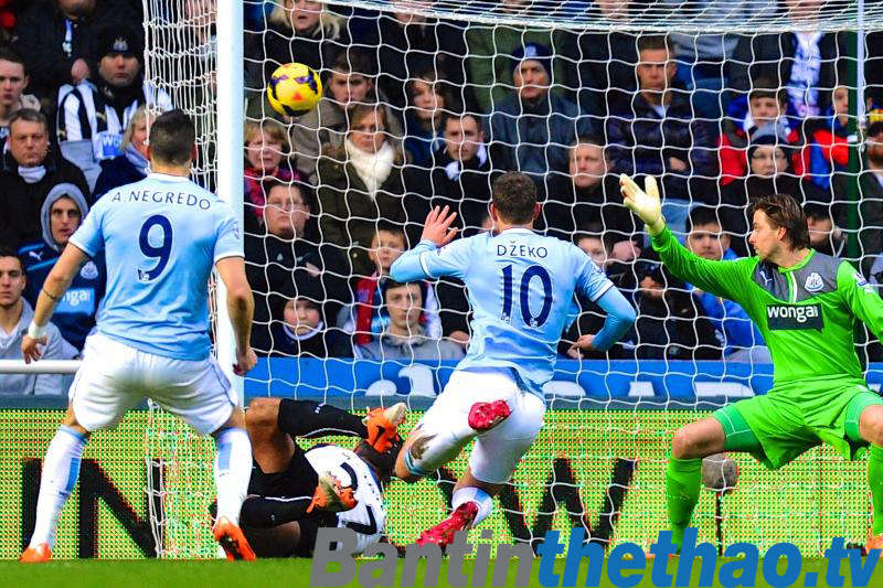 Man City vs Newcastle đêm nay 21/1/2018 Ngoại Hạng Anh