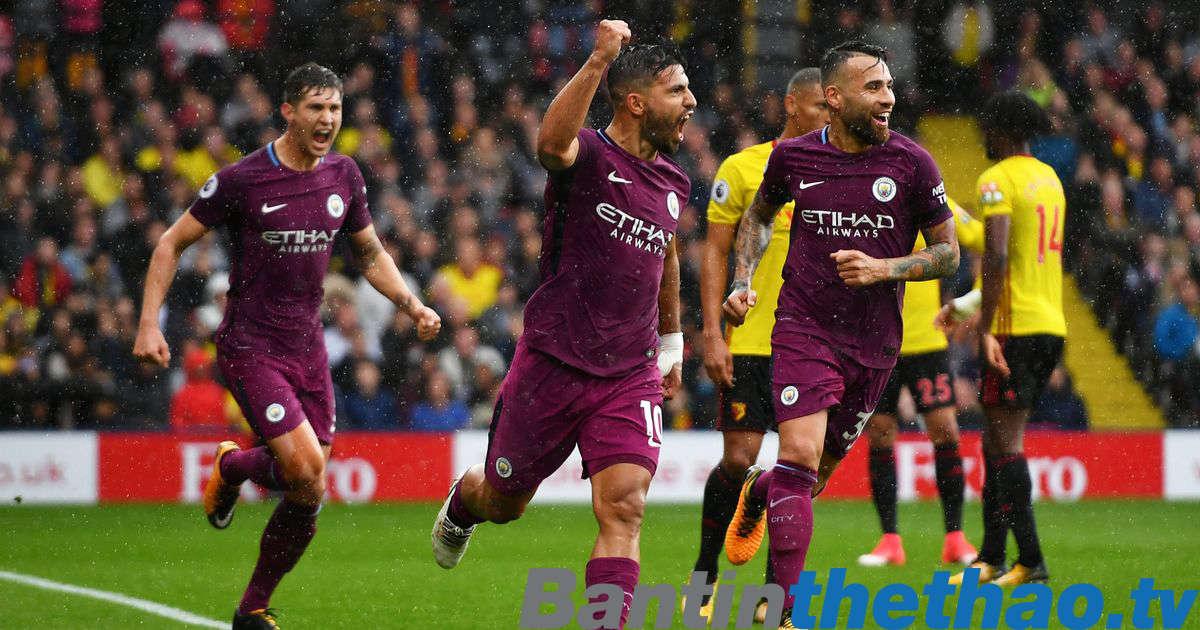Man City vs Watford hôm nay 3/1/2018 Ngoại Hạng Anh