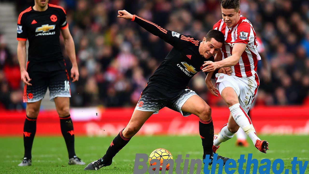 MU vs Stoke City đêm nay 16/1/2018 Ngoại Hạng Anh