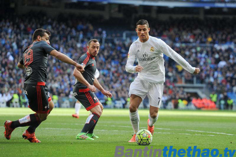 Real vs Celta de Vigo đêm nay 8/1/2018 La Liga