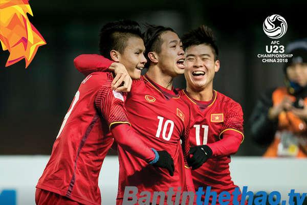 U23 Việt Nam vs U23 Uzbekistan chung kết U23 Châu Á