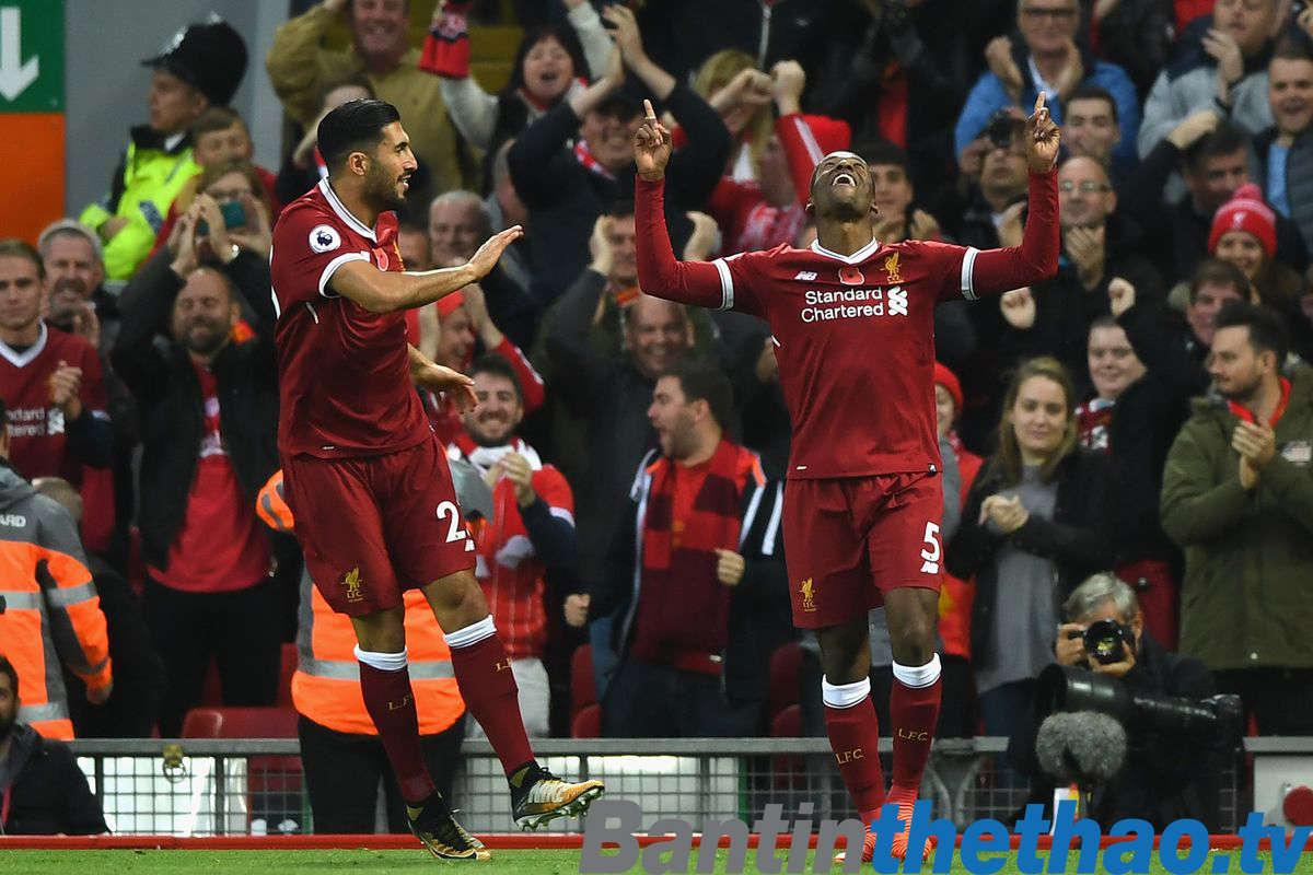 Liverpool vs Huddersfield Town đêm nay 31/1/2018 Ngoại Hạng Anh