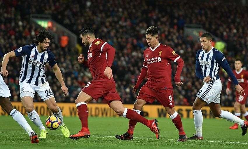 Liverpool vs West Brom đêm nay 28/1/2018 Ngoại Hạng Anh