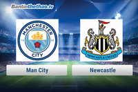 Link xem trực tiếp, link sopcast Man City vs Newcastle đêm nay 21/1/2018 Ngoại Hạng Anh